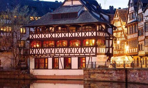 restaurant-La Maison des Tanneurs-strasbourg