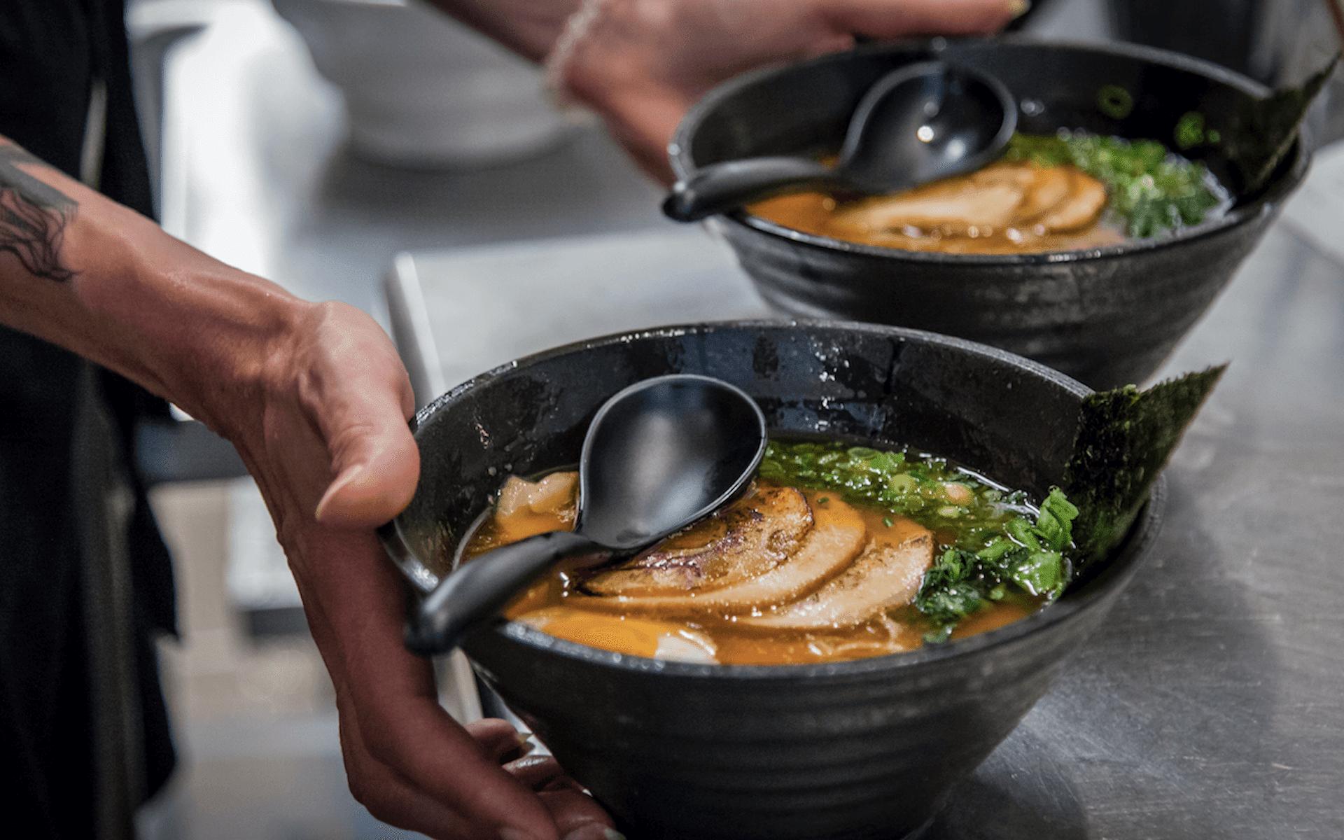 Restaurant-Ramen Ya-Nantes