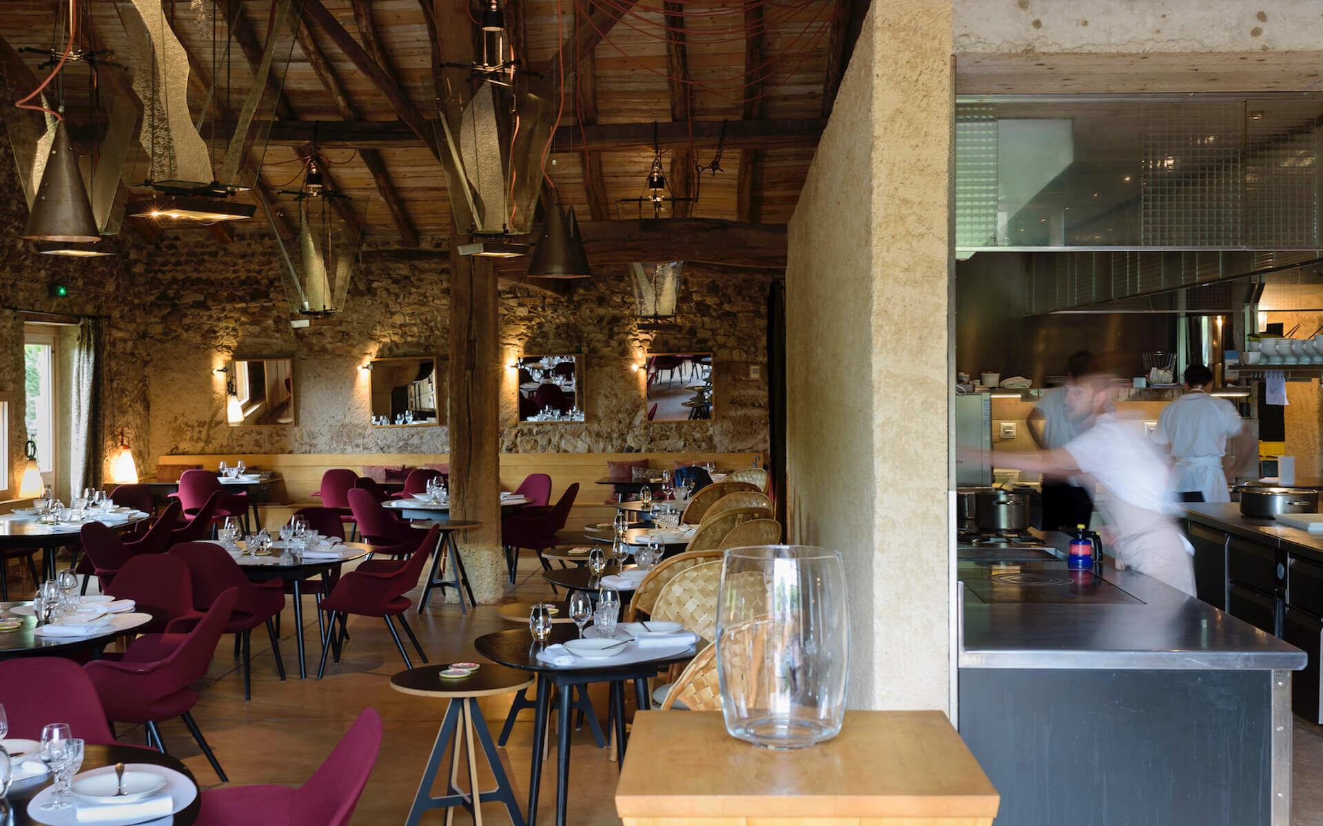restaurant-Le Grand Couvert ® Félix Ledru-Iguerande