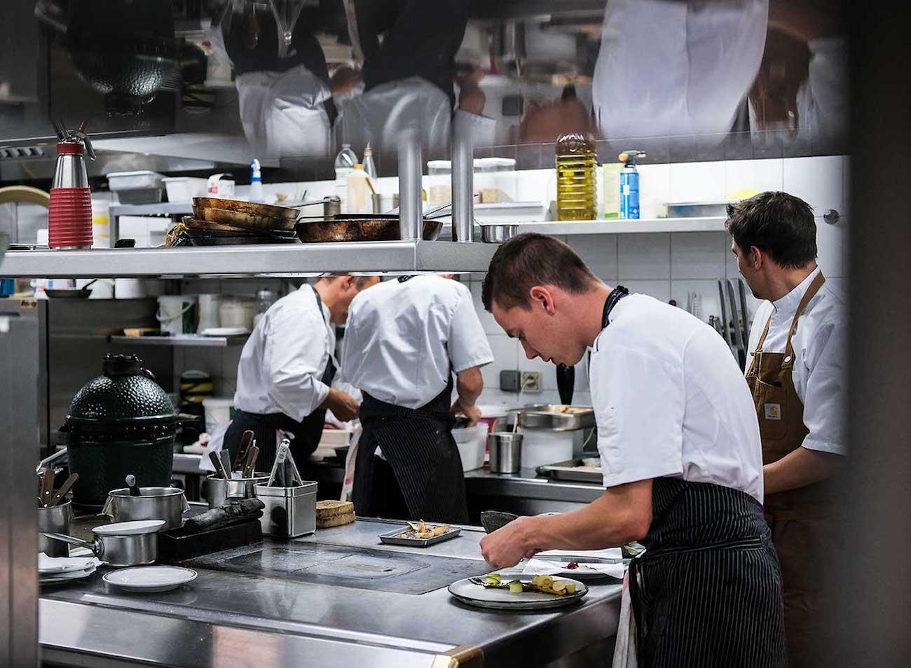 restaurant-Les Terrasses @Matthieu Cellard - Tournus