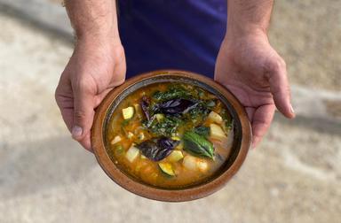 Toquera soupe au pistou