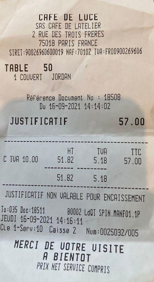 75018-Café de Luce