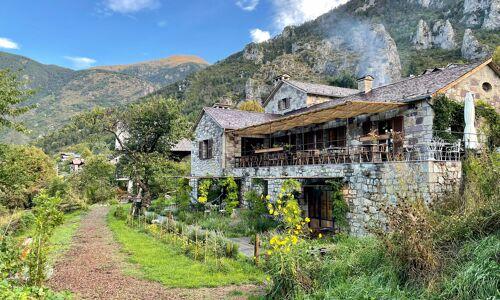 L'Auberge de la Roche (Valdeblore)