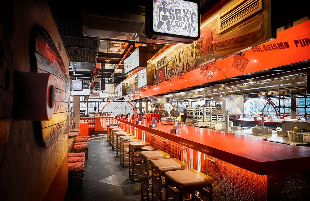 StreetXO Madrid – Madrid - un Restaurante de la Guía MICHELIN