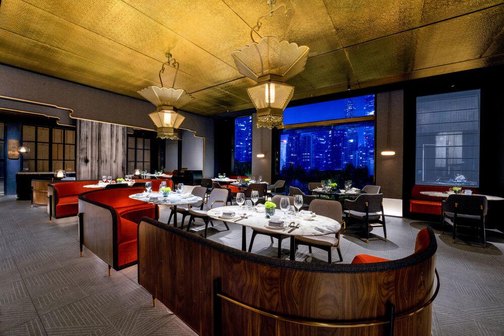 """今年,""""遇外滩"""" 新入选一星,也是福建菜首次进入上海星级餐馆名单中。"""